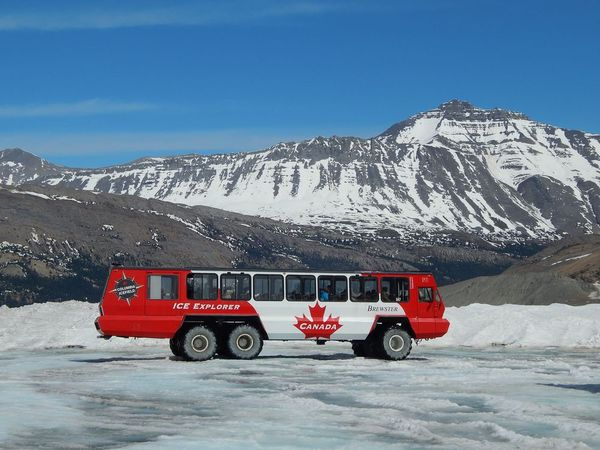 Columbia Icefield Parkway Tour Epic Experiences