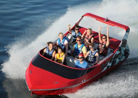 Jet Boat Adventure Kelowna