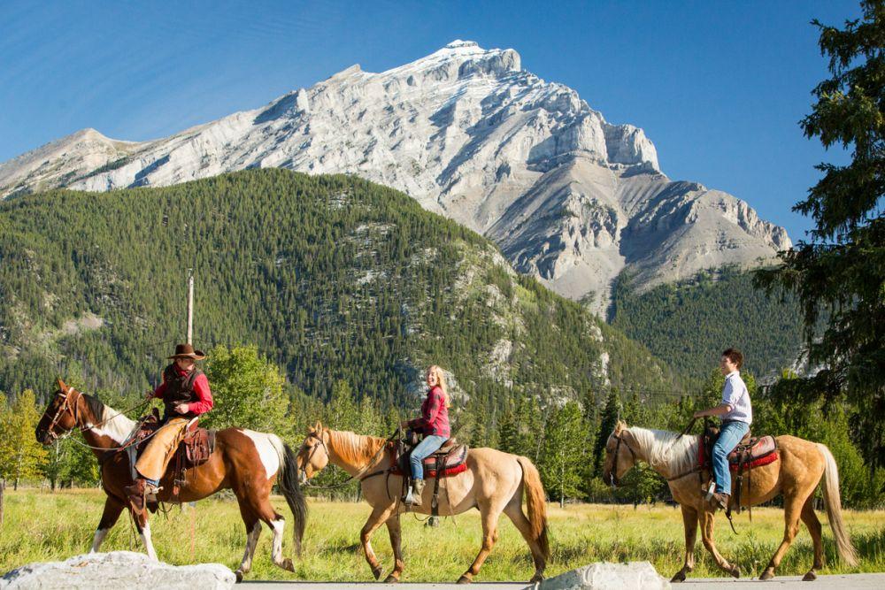 Banff horseback riding coupons