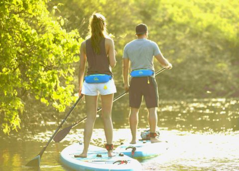 Stand Up Paddleboar SUP Edmonton